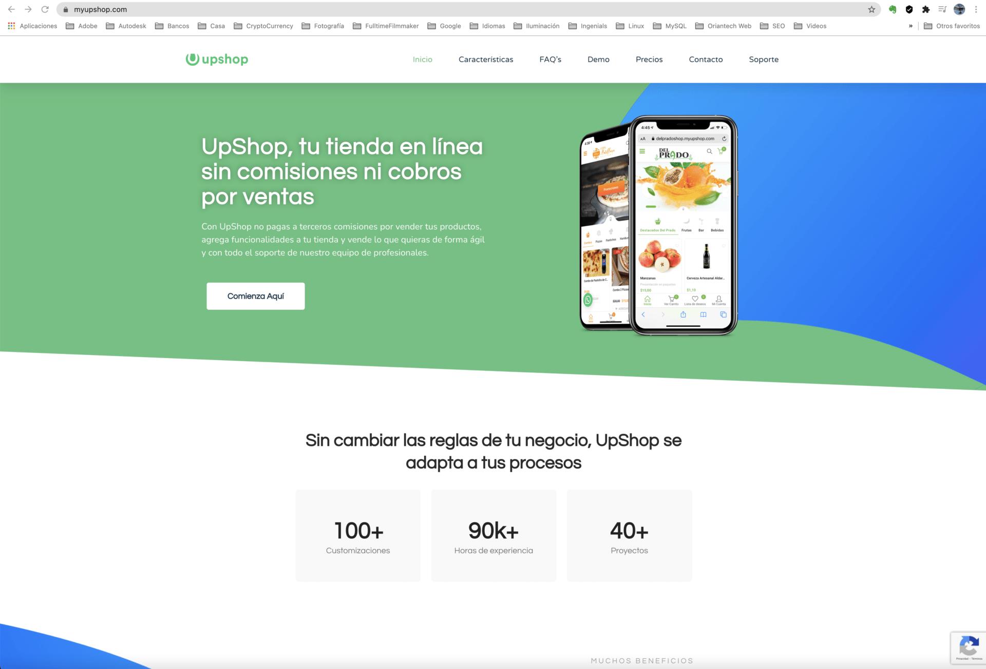 Oriantech-myupshop-ecommerce